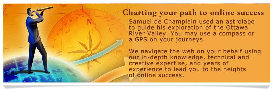 Charting your path to online success